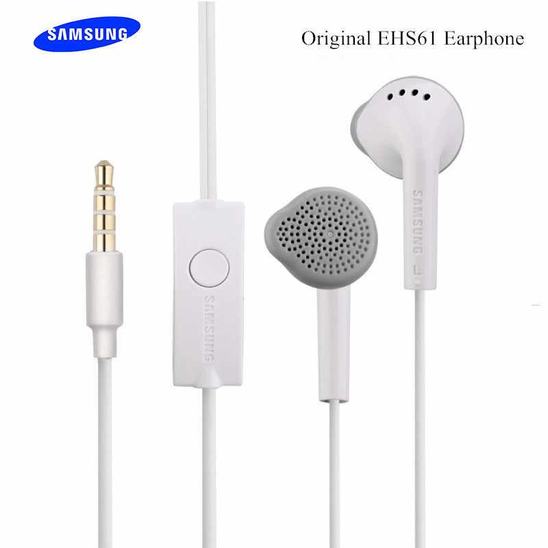 الأصلي سامسونج 3.5 مللي متر سماعة جاك سماعة سماعة ميكروفون التحكم في مستوى الصوت ل غالاكسي S10 S9 S8 زائد S10E S7 S6 حافة A7 A8 نوت 9