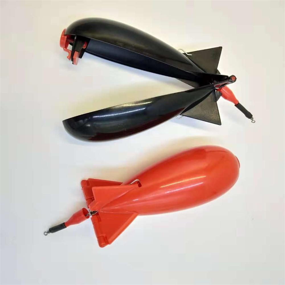 Squid Fishing Large Rocket Squid Bomb Fishing Gear Feeder Particle Rocket Feeder