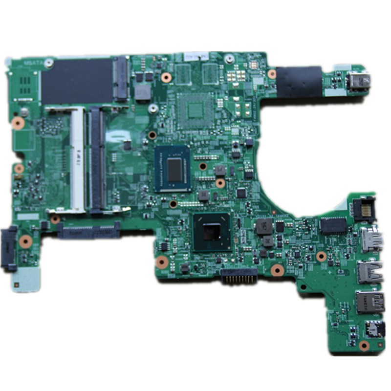 For Dell 15Z 5523 laptop motherboard CN-0XGFGH 0XGFGH XGFGH 11307-1 with I3 CPU SLJ8C fully tested work original for dell 0x836m x836m poweredge r510 8 bay sas riser board backplane cn 0x836m fully tested