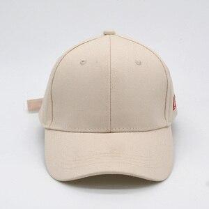 Image 2 - Kpop コンサート同じ綿キャップ LY 刺繍トップ品質弾性キャップファッションヒップポップ帽子