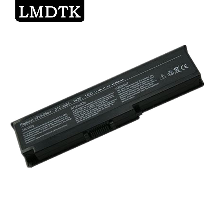 LMDTK New 6 CELLS Laptop <font><b>Battery</b></font> For <font><b>Dell</b></font> <font><b>Inspiron</b></font> <font><b>1420</b></font> Vostro 1400 PR693 FT080 WW116 free shipping image
