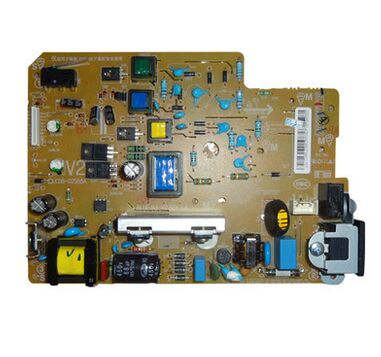 100% Test Printer Power Supply Board For Samsung SCX 3401 3400 3405 3406 SCX-3400 SCX-3401 SCX-3405 Power Board Panel On Sale for samsung mlt d101 chip 101 laser printer ml 2160 2165 2168 scx 3400 3405 3402 cartridge resetter toner chips