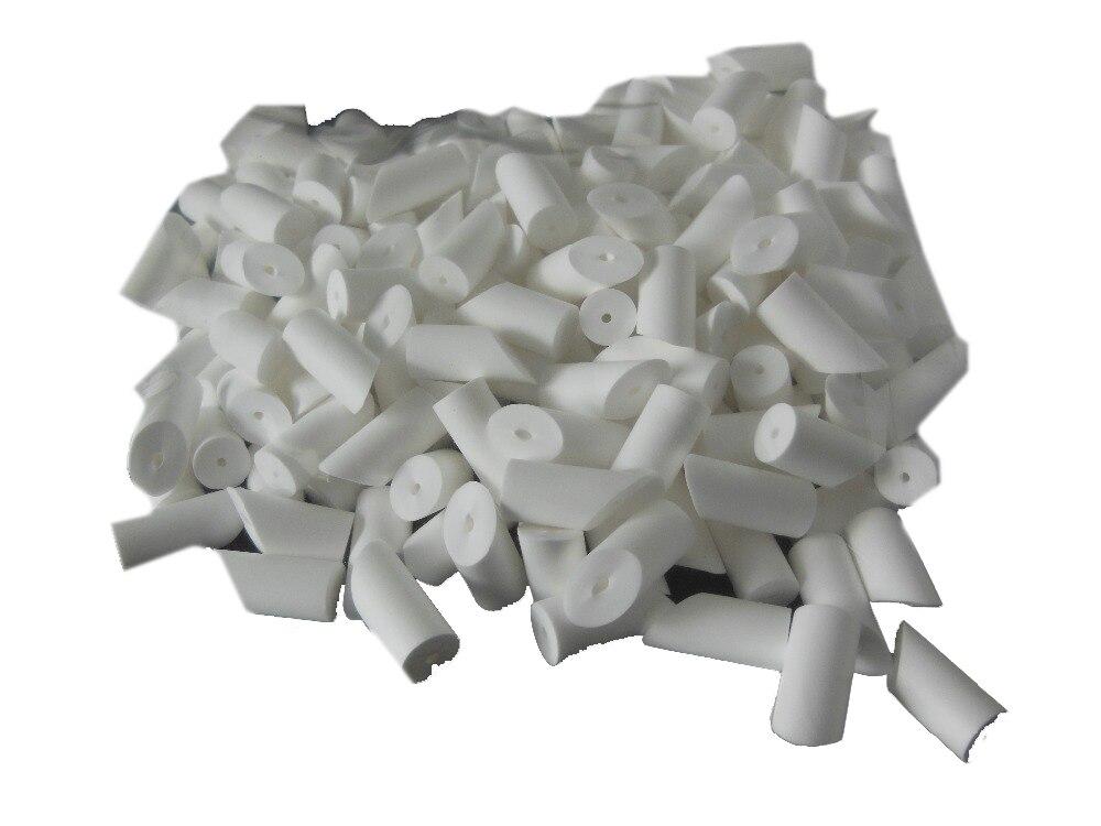 Vilaxh 100 pièces T-21 T21 Tampons De Nettoyage tête compatible Pour Rubystick conton tête imprimante À Solvant pour Mimaki Roland Mutoh, Epson