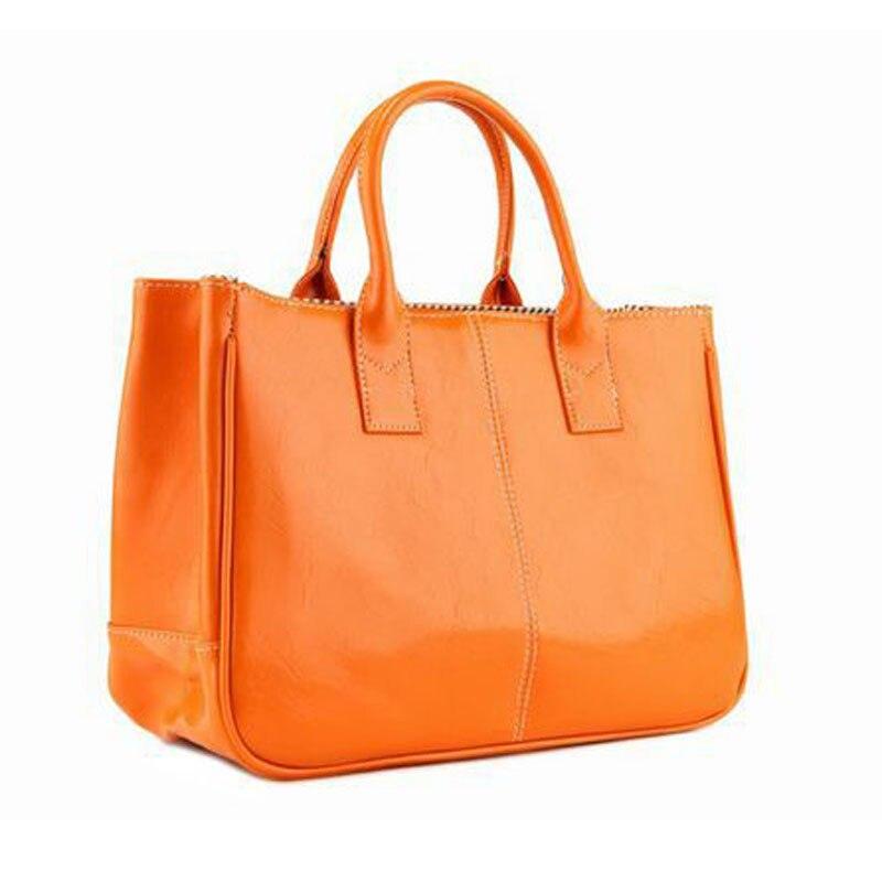 STSR Leather shoulder bag fashion ladies Messenger bag handbag 2019 women's Messenger bag ladies black 32CM*13CM*25CM 8