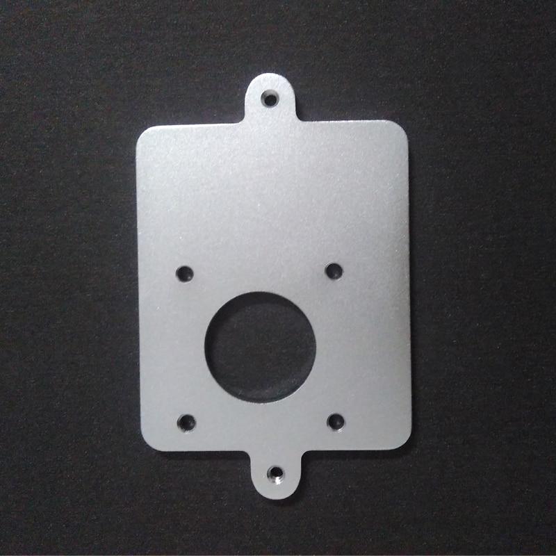3D extrusora impresora alimentador placa de montaje de metal para Ultimaker 2 + um2 extended envío libre