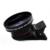 Universal 2 in1 lente Granangular + Macro Lente de la Cámara para Smartphone con Clip de Fácil de Usar kit Len