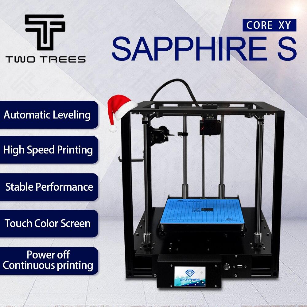 3D Imprimante Haute-précision Saphir S CoreXY En Aluminium Profil Cadre Grande Zone DIY Kit Core XY structure de mise à niveau Automatique
