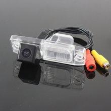ДЛЯ Hyundai Sonata YF/i45 2011 ~ 2014/Реверсивного Парк Камеры/Камера Заднего вида/HD CCD Ночного Видения + Широкий угол