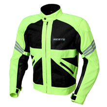 NERVE Motocross Riding Equipment Gear wind proof Moto Jacket Summer mesh Men s font b Oxford