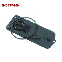 INDEPMAN 3L TPU Hydration Bladder Bicycle Water Bag Outdoor Cycling Water Bag For Hiking Climbing