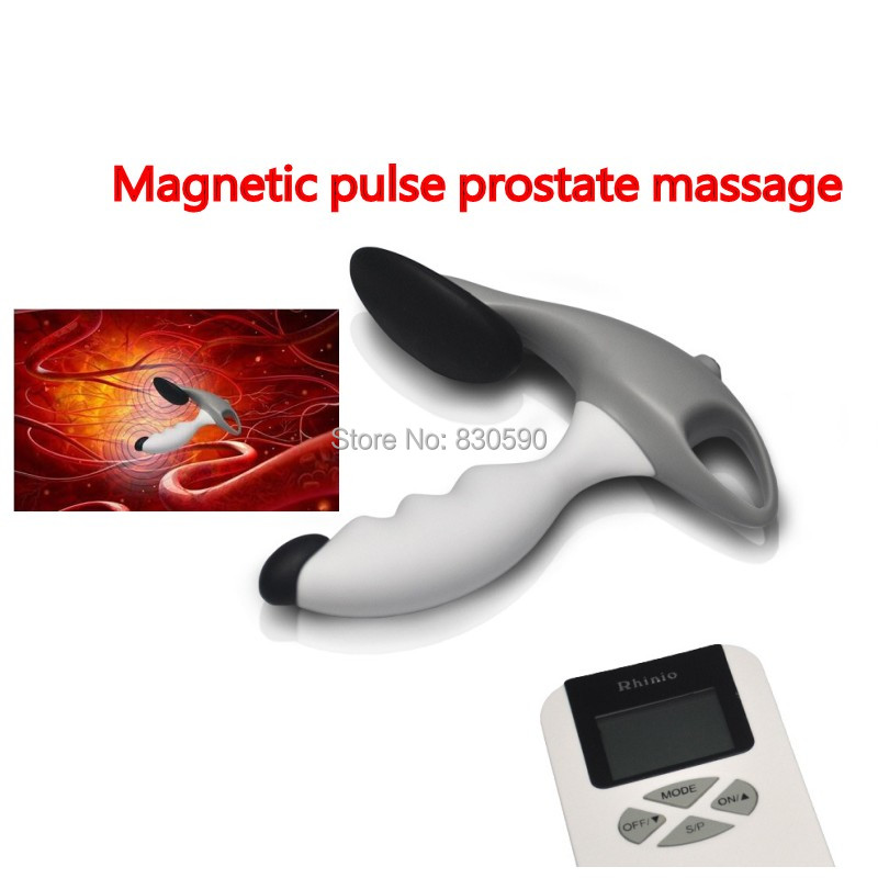 New Arrival Prostate Relaxation Magnetic Pulse Prostate Massager