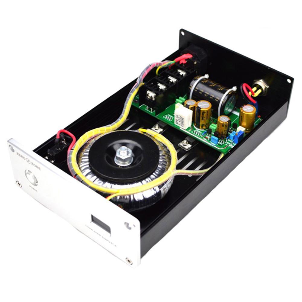 Image 3 - LPS35 DC 12V O версия коровы HIFI ультра низкий уровень шума линейный источник питания-in Усилитель from Бытовая электроника