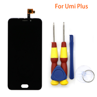New Original Touch Screen LCD Display LCD Screen For UMI Plus Plus E Replacement Parts Disassemble