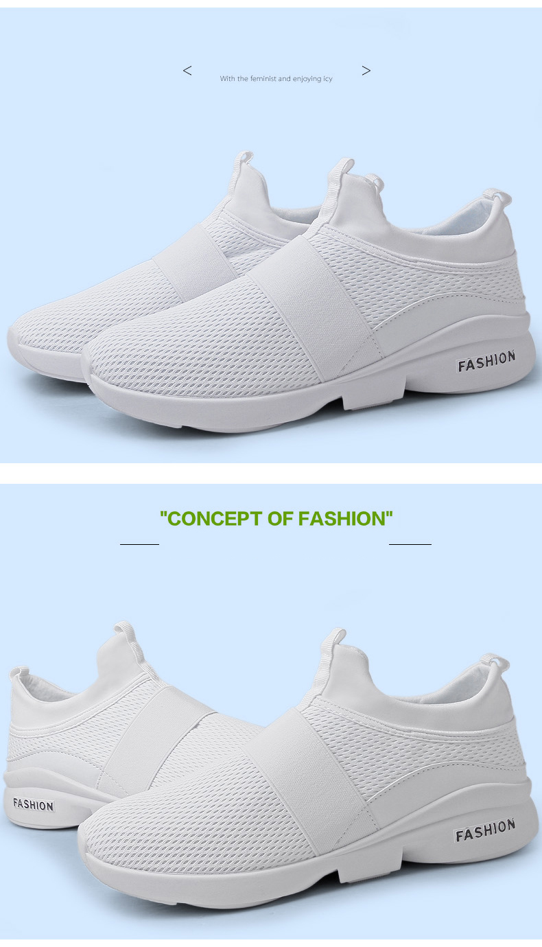 HTB1yvB.el1D3KVjSZFyq6zuFpXar Damyuan New Fashion Men Women Flyweather Comfortable Breathable Non-leather Casual Light Size 46 Sport Mesh Jogging Shoes