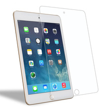 Screen-Protector Glass Tablet Apple iPad Case for Full-Cover 10pcs/Lot
