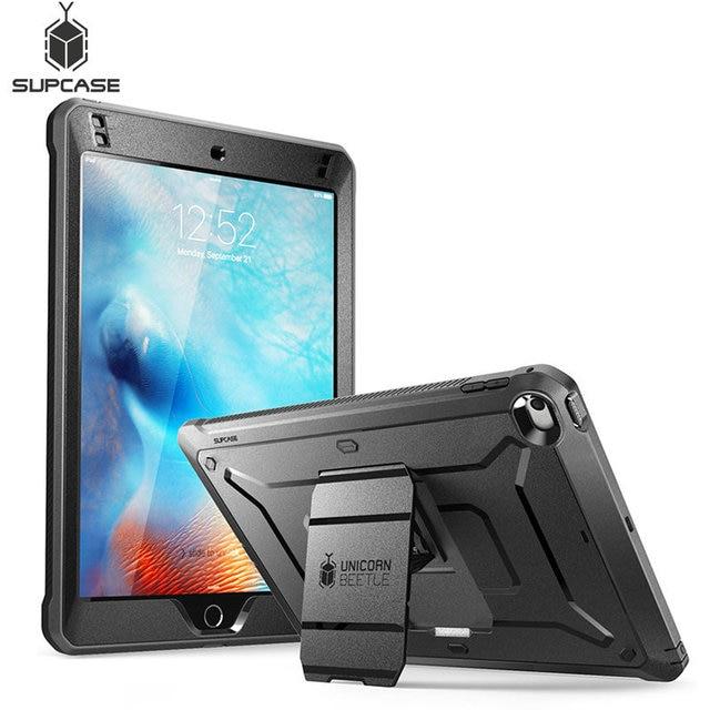 Funda para ipad Mini 5 (2019 ) Mini 4, carcasa SUPCASE UB Pro, carcasa híbrida de doble capa resistente de cuerpo completo con Protector de pantalla incorporado