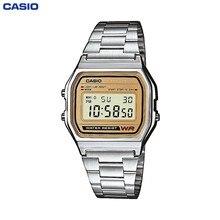 Наручные часы Casio A-158WEA-9E мужские электронные на браслете