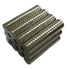 50 шт. N52 Супер Сильный диск редкоземельных неодимовые магниты 12 мм х 2 мм 2018