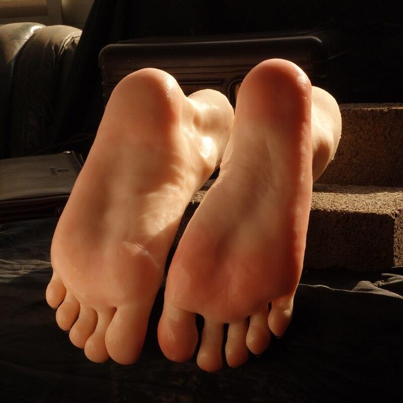 Not so. foot fetish sites men
