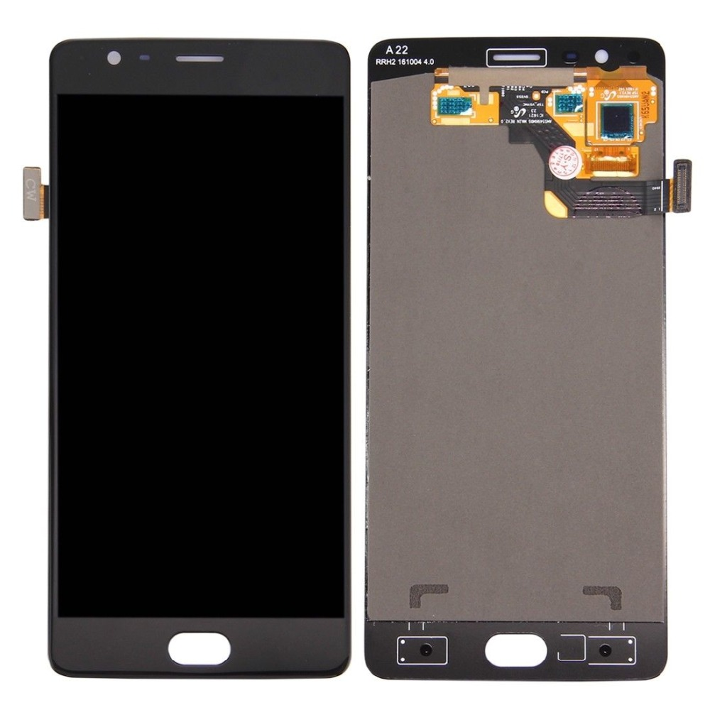 For One Plus 3 three High Copy LCD Display Touch Screen Digitizer Assembly Repacement Parts 10pcs/lotFor One Plus 3 three High Copy LCD Display Touch Screen Digitizer Assembly Repacement Parts 10pcs/lot