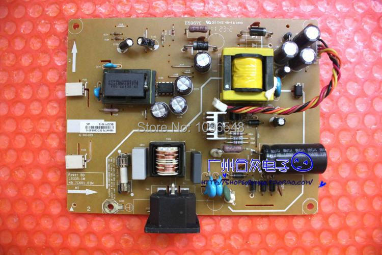 Free Shipping>Original 100% Tested Work L1711pC Power Board L9335-1M 48.7C601.01M Inverter free shipping p216hl power board power bd l9335 1m 48 7c601 01m lamps original 100% tested working