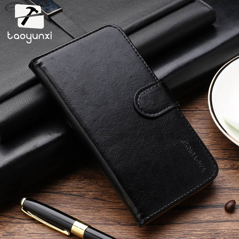 TAOYUNXI Phone Case Cover For Fly IQ4415 quad Era Style 3 IQ 4415 4.5 inch (4.5) Wallet Case Card Holder Leather Bag Shield