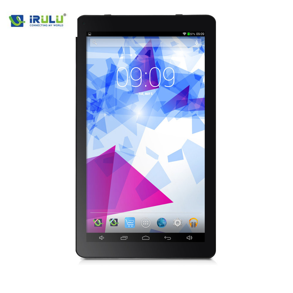 iRULU new X2 Plus tablet (X2 Plus) 10.1 Android 5.1 1GB RAM, 16GB ROM Tablet PC Octa Core 1.8gHz 1024*600 Display Dual Came teclast p89s mini 7 9 ips android 4 2 2 dual core tablet pc w 1gb ram 16gb rom white