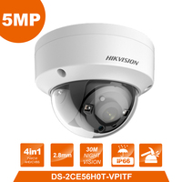 5MP HD Analog camera CCTV Cam TVI/AHD/CVI/CVBS Switch 4 IN 1 Security Dome Camera 2.8mm Lens Surveillance webcam