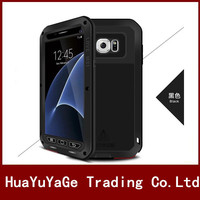 LOVE MEI Powerful Metal Case Luxury Aluminum Dirt Waterproof Shockproof Cover For Samsung Galaxy S3 I9300