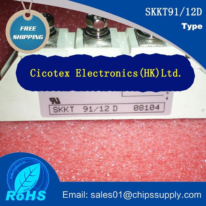 SKKT91/12D SKKT91-12D Diode Modules IGBT