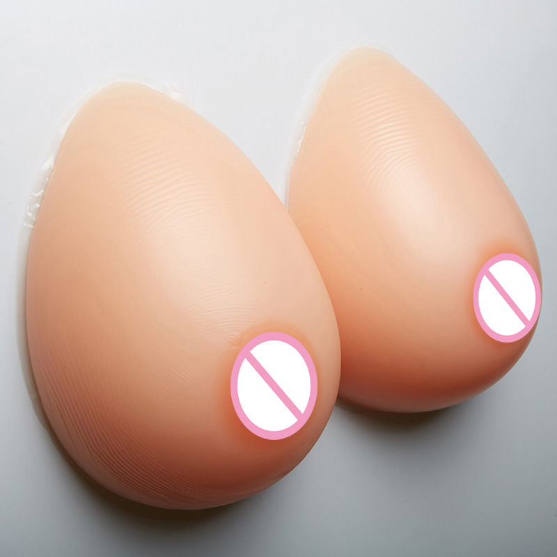 False breast 500 g/pair A cup Artificial Breasts Silicone Breast Forms Fake boobs realistic silicone breast forms crossdresser newly silicone breast forms false breasts enhancer fake boobs shemale crossdresser artificial breast size s skin color c cup