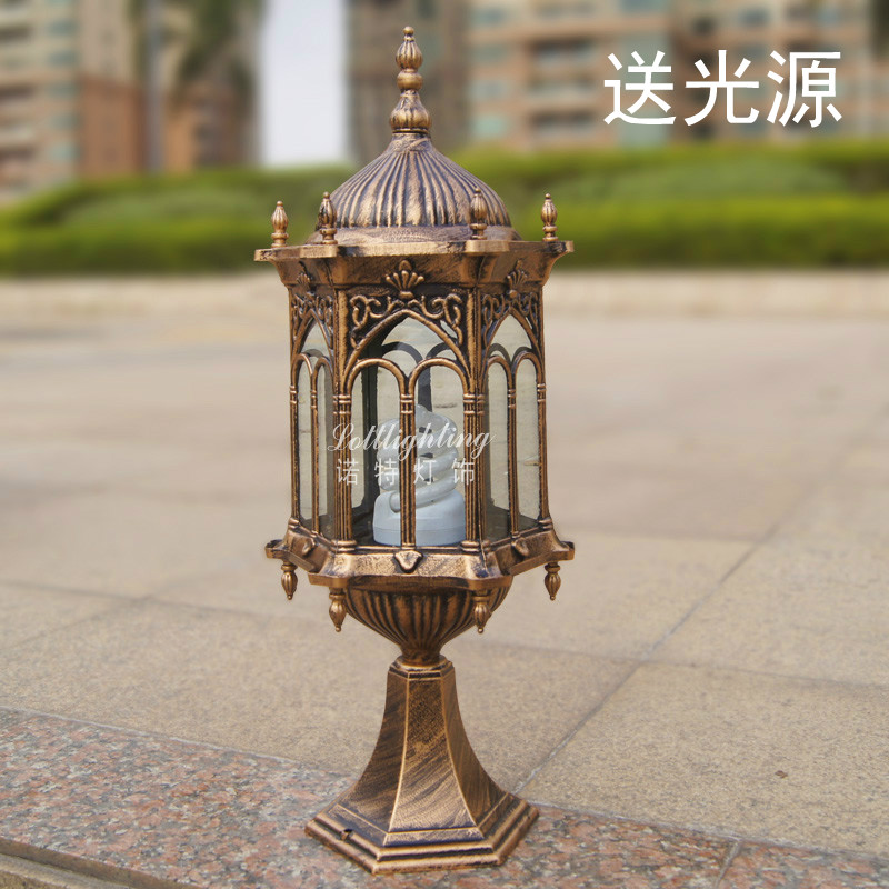 Popular Outdoor Lamp Post-Buy Cheap Outdoor Lamp Post Lots
