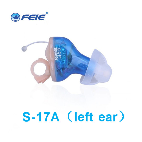 mini hearing aid ear sound amplifier hearing aids free shipping Tiny voice aid rechargeable hearing aid S-17A small hearing aid rechargable with eu plug ear sound amplifier hearing aid c 109 2017 new arrival free shipping
