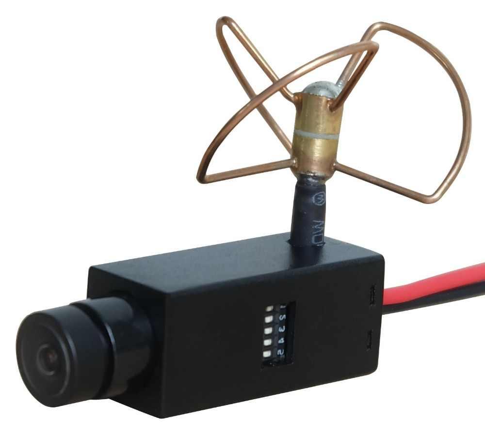 ワイヤレスマイクロカメラで32chs、5.8 ghz 120度広角軽量ワイヤレスcctvカメラ