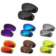 f1cfc3fa9 SmartVLT Polarizada Juliet Óculos De Sol De Lentes de Reposição para óculos  Oakley-Várias Opções
