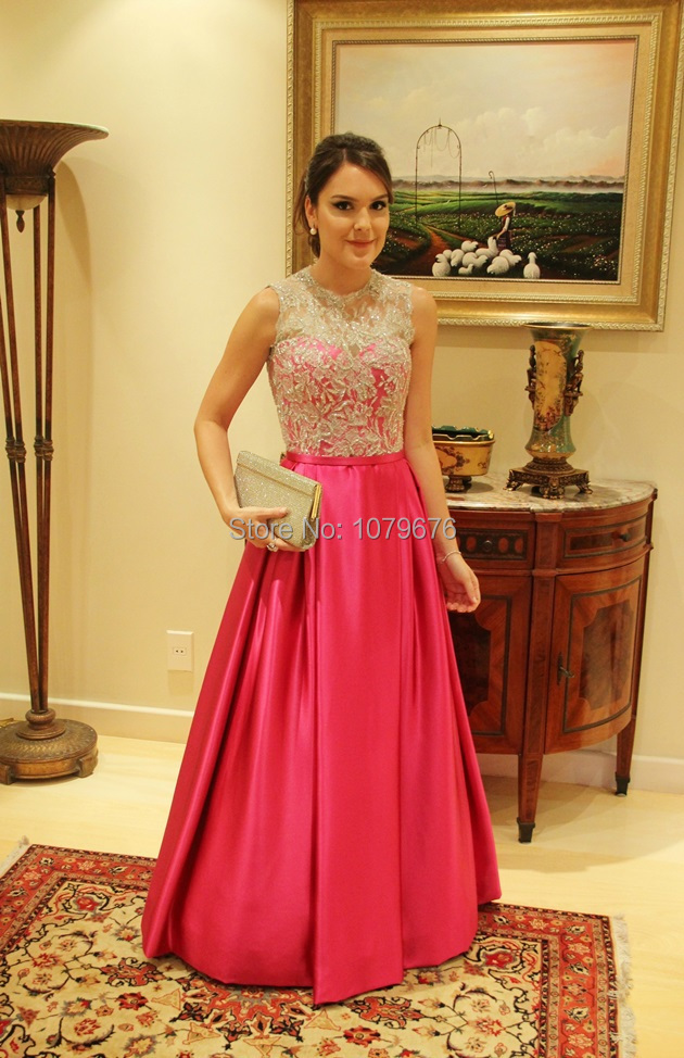 Lovely Long Gown For Party Pictures Inspiration - Images for wedding ...
