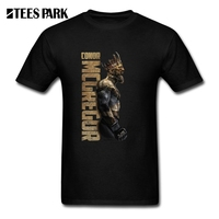 Casual T Shirts 3XL The King Of Conor Mcgregor MMA Featherweight Champion Men S Pre Cotton