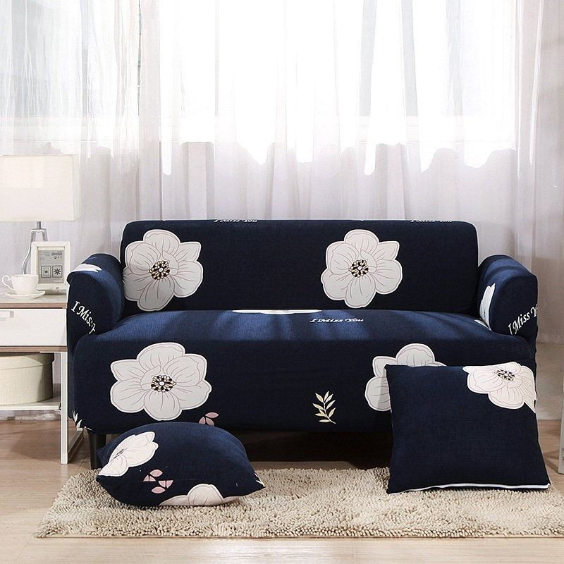 Modern Removable Slipcovers Sectional Sofa Stretch Washable Sofa Cover Home Decor Dustproof Couch Cover Four Season Polyester in Sofa Cover from Home Garden