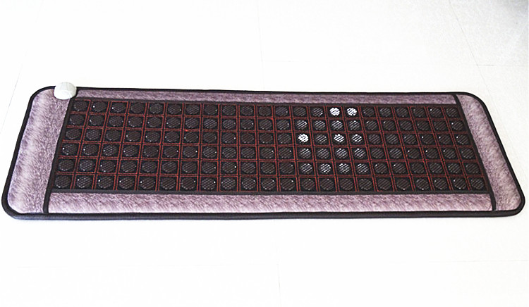 2015 NEW tourmaline heating mattress infrared massage mat thermal pad massage mattress massage electric hot stone 50cmX150cm видоискатель для фотоаппарата sony fda v1k