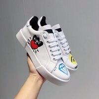 Горячие Для женщин Спортивная обувь низкий Топ мелкой женская повседневная обувь брендовые Дизайн открытый сезон: весна–лето Обувь женщин