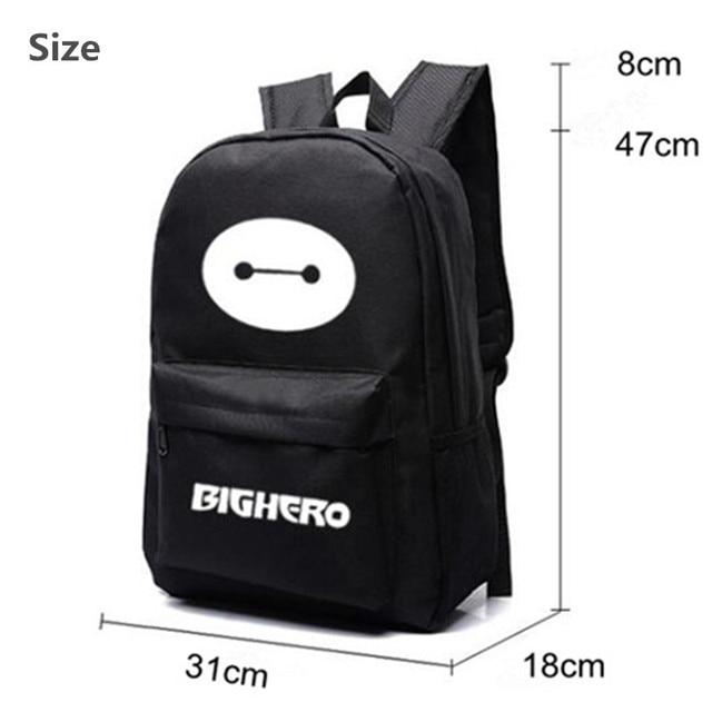 Death Note School Bag Children Luminous Backpacks