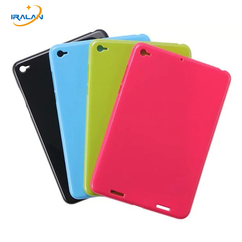 2017 New Case for Xiaomi Mi Pad2 Silica gel Cover for Xiaomi Mipad 2 7.9 inch Tablet PC Protective shell free gift+stylus pen luxury pu leather case cover for xiaomi mi pad 1 2 3 mipad 2 3 7 9 tablet pc sleeve pouch bag cases for mipad3 can satnd case