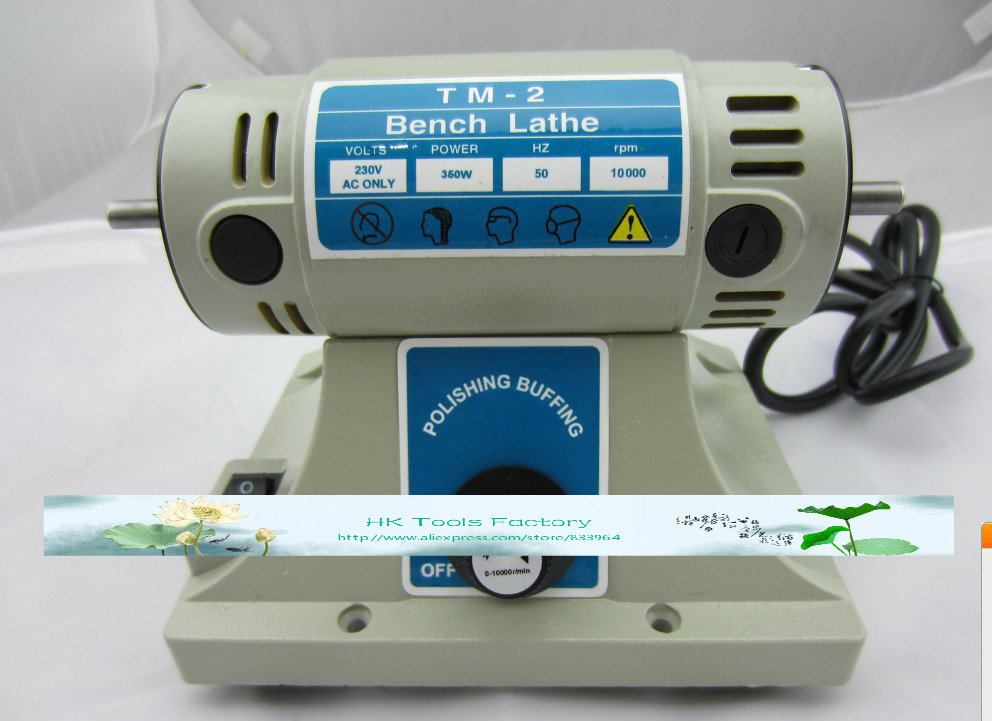 Foredom polishing machine Bench Lathe TM-2 цена