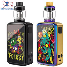 SUB TWO JP 300W Electronic cigarette 5-300w high quality 0.15 Atomizer  mod kit 5ml atomizer tank vaporizerhuge power vape