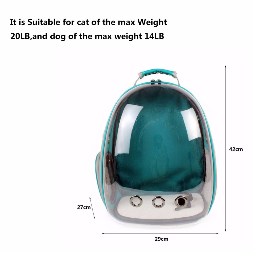 Pet Bag Dog Backpack Cat Shoulder Backpack Pet Travel Cave Outside Portable Bag Pet Products For Kitty Puppy And Small Dog #2