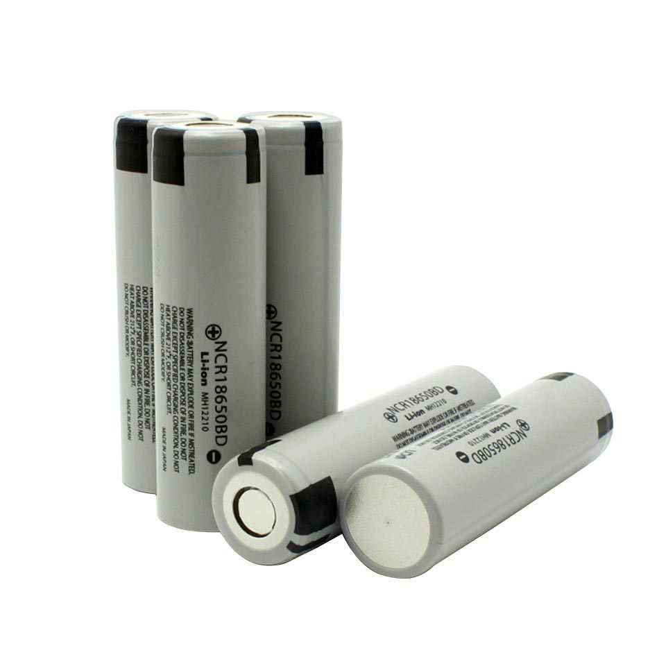 18650 батарея NCR18650BD 3,7 V 3200mah литий-ионная аккумуляторная батарея высокой разрядки 15A батарея для аккумуляторной батареи электрические инструменты