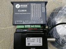 New Leadshine Easy Servo Drive CL86H and NEMA 34 servo motor 86CME45 a set output 4NM with 1000 encoder CNC closed loop system