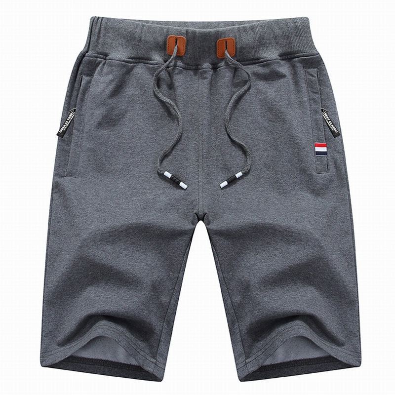 2018 New Fashion Mens Shorts 4XL Summer Mens Beach Shorts Cotton Casual Male Shorts homme Brand Clothing