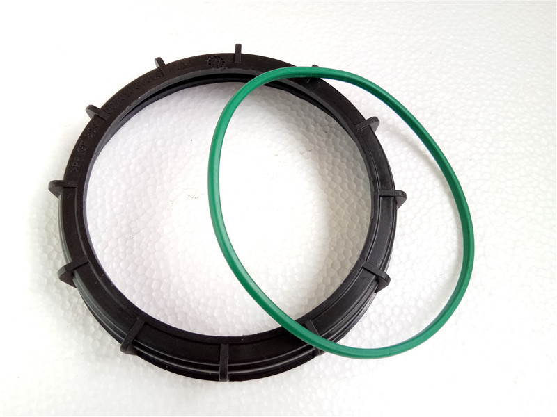 OE#09701687000 Fuel Pump Seal Ring Cover For Renault NO.1,2 Scenic 1.6L 2.0 RX4 Megane 2  Gasoline Pump Cover Cover O Ring