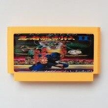 닌자 Gaiden 2 60 핀 게임 카드 8 비트 수호자 게임 플레이어